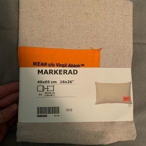 IKEA x Virgil Abloh pillow